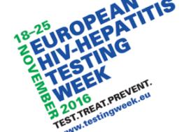 Because it's best to know: European HIV-Hepatitis testing week kicks off today