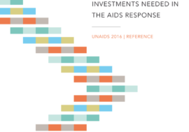 Fast-track update on investments needed in the AIDS responce. UNAIDS 2016. Reference.