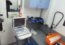 В Джалал-Абадской области Кыргызстана открылась новая клиника на колесах