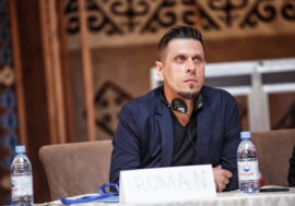 Роман Дудник: «Люди с ВИЧ и туберкулезом – такие же, как мы»