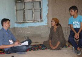 Голос пациентов с туберкулезом Таджикистана услышан