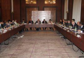 Региональная встреча Межстрановой рабочей группы «Миграция и туберкулез: Трансграничный контроль туберкулеза в странах Центральной Азии» в Душанбе