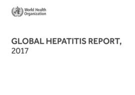 Первый Глобальный отчет ВОЗ по вирусным гепатитам
