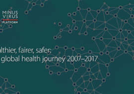 WHO-commissioned report reflects on achievements, challenges in global health over past decade
