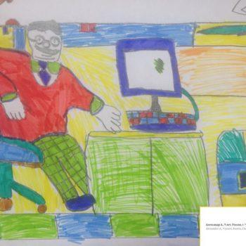 Александр А, 9 лет