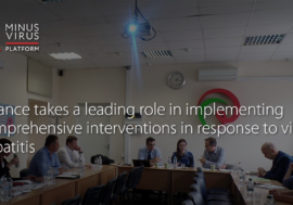 Alliance takes a leading role in implementing comprehensive interventions in response to viral hepatitis