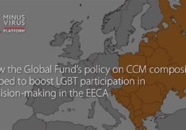 How the Global Fund's policy on CCM composition helped to boost LGBT participation in decision-making in the EECA