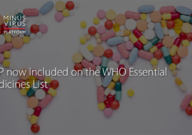 PrEP now included on the WHO Essential Medicines List