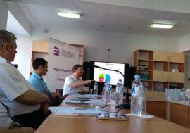 Представители ВЦО ЛЖВ на круглом столе по предупреждению дискриминации и обеспечению равенства в Молдове