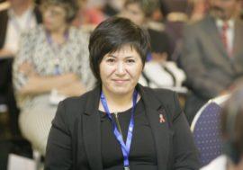 """Оксана Ибрагимова: """"Даже если финансирование от международных доноров прекратится, верим, что работа не остановится!"""""""