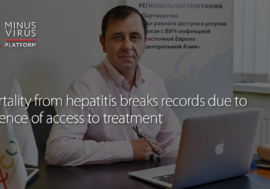 Mortality from hepatitis breaks records due to absence of access to treatment