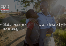 New Global Fund results show accelerated HIV treatment progress