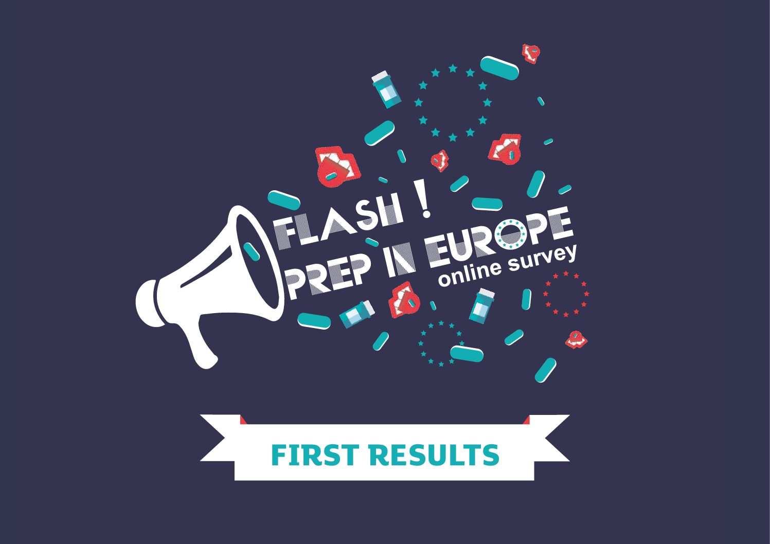 First results of the flash! PrEP in Europe online survey