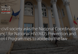 The civil society asks the National Coordination Council for National HIV/AIDS Prevention and Control Programmes to abide by the law