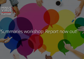Lay Summaries workshop: Report now out!