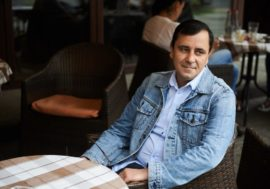 Владимир Жовтяк: У качественного лечения ВИЧ не должно быть границ
