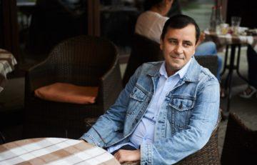 Vladimir Zhovtyak: Qualitative treatment of HIV should not have boundaries