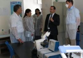USAID поддерживает обмен опытом между врачами Узбекистана и Таджикистана в области борьбы с туберкулезом в Центральной Азии