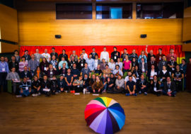 В Киеве состоялась юбилейная конференция ЛГБТ-движения и МСМ-сервиса Украины