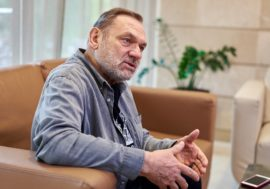 "Wojciech Tomchinsky: ""HIV is only a petite part of my personality"""