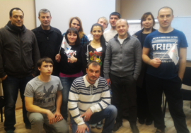 NGO Consortium in Russia contributes to the development of the advocacy capacity of the IDU community