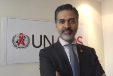 Viney Saldana: UNAIDS welcomes the actions taken by Belarus to counter the discrimination of PLWH