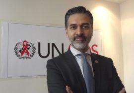 Виней Салдана: от 20% до 33% ВИЧ-инфицированных боится обращаться к медикам из-за дискриминации