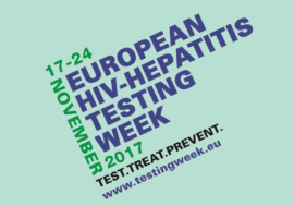 "Ukraine is hosting the ""European HIV-Hepatitis Testing Week"""