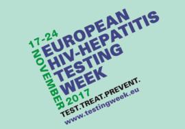 """Ukraine is hosting the """"European HIV-Hepatitis Testing Week"""""""