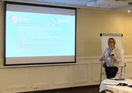 Онлайн-трансляция тренинга по исследованиям с привлечением к участию сообществ