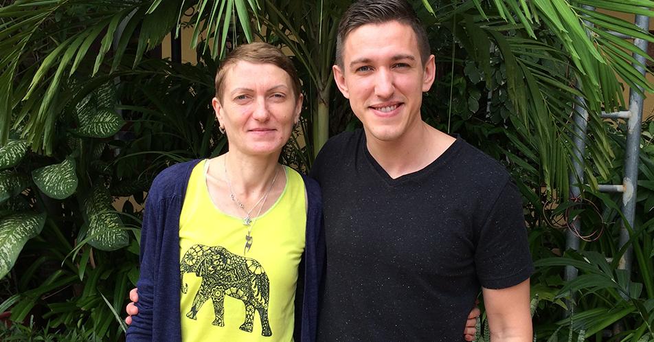 Юрий Йорский, специалист по правовым вопросам Евразийской коалиции по мужскому здоровью (ЕКОМ) и Наталья Исаева, экспертка Global Network of Sex Work projects (NSWP).