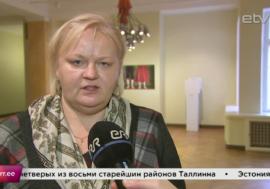 Пилле Летюка: Врачам в Эстонии надо напоминать проводить тесты на ВИЧ (Видео)
