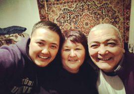 Отец Санжара Курманова, известного кыргызстанского правозащитника, нуждается в срочной операции