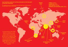 Нерешенная проблема туберкулеза обойдется к 2030 году в $1 триллион