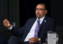 Мишель Сидибе: «Чтобы остановить эпидемию, нужна политическая воля»