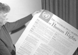 Всеобщей декларации прав человека – 69 лет