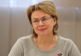 """Вице-спикер Марианна Щеткина: """"Беларусь заинтересована в развитии сотрудничества с ЮНИСЕФ"""""""