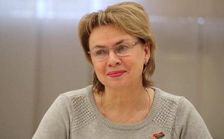 Вице-спикер Марианна Щеткина: