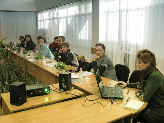 рабочая встреча представителей платформы организаций уязвимых сообществ и инициативных групп ЛУН, ЛЖВ