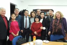 HIV activist is elected as the Chairman of the Public Council of the Ministry of Health of Kyrgyzstan