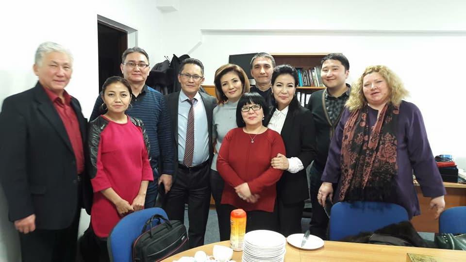 ВИЧ-активист избран председателем ообщественного совета Минздрава Кыргызстана