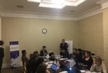 State officials and NGO experts in Kazakhstan discuss ART accessibility improvement