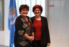 ЕРБ ВОЗ и ECDC активизируют взаимодействие в сфере инфекционных болезней и чрезвычайных ситуаций в области здравоохранения