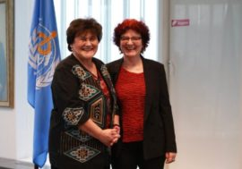 WHO/Europe and ECDC intensify collaboration on infectious diseases and health emergencies
