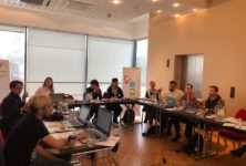 EECA Community Networks develop regional campaign to AIDS 2018