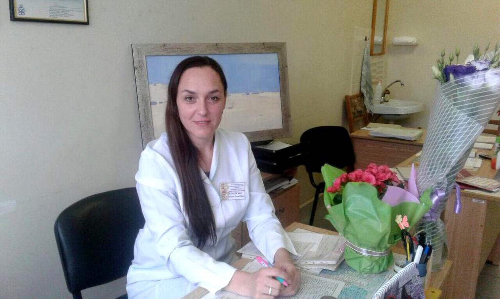 Олеся Краевська