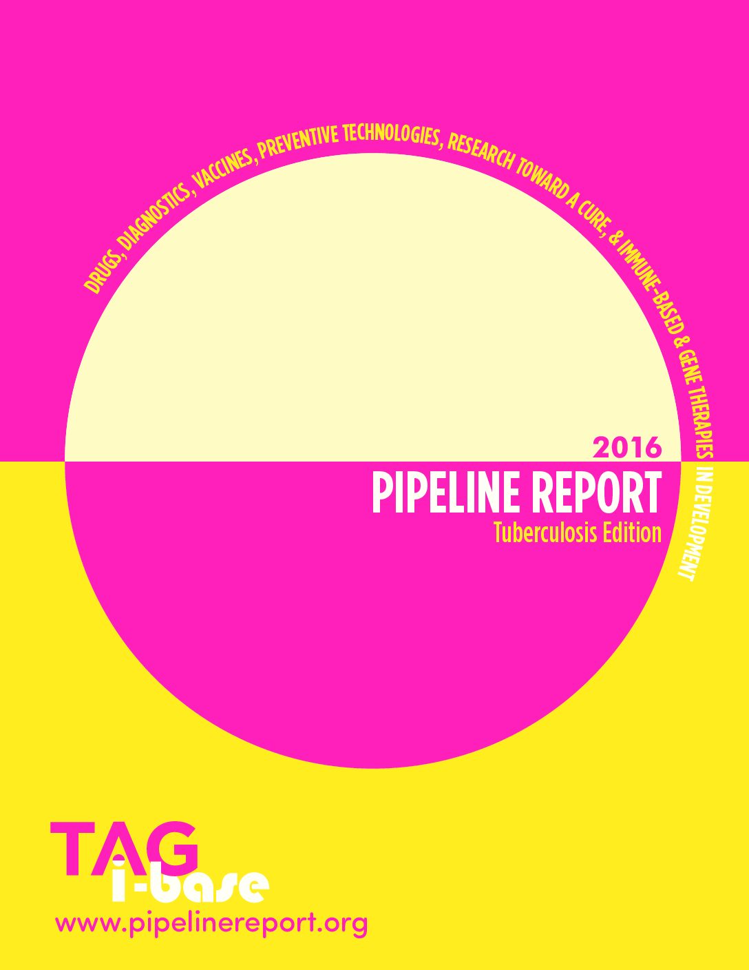 2016 Pipeline Report – TB Edition Only