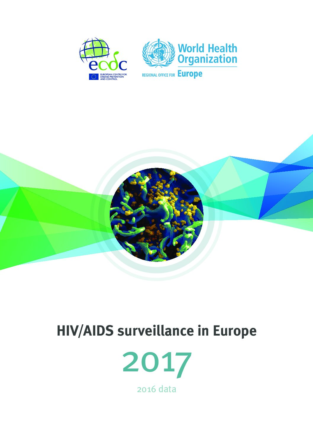 HIV/AIDS surveillance in Europe 2017
