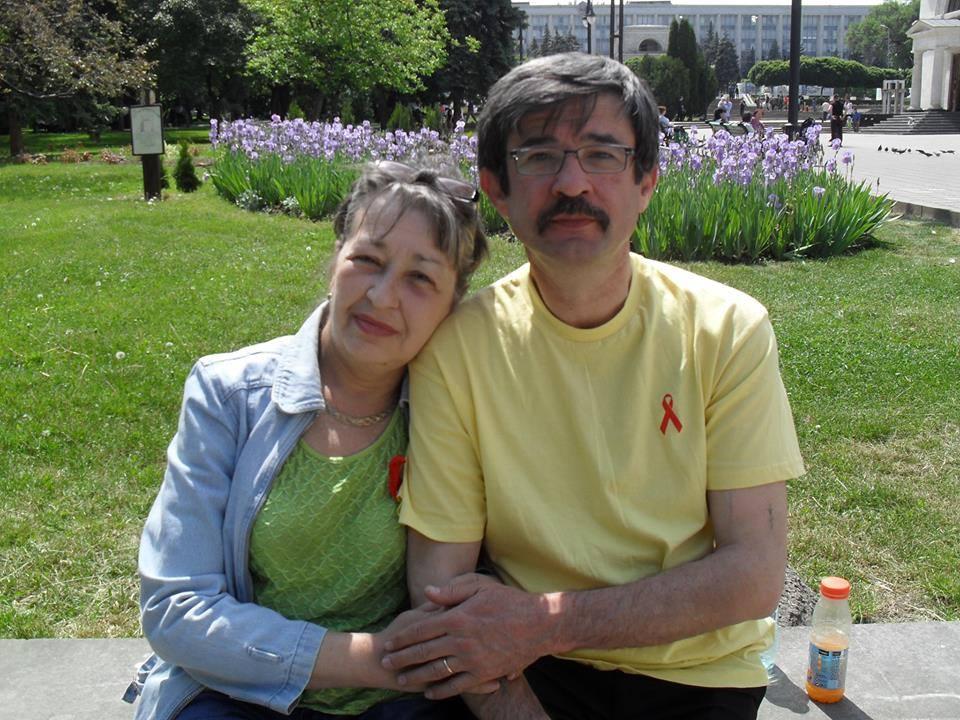 Игорь Кильчевский с женой