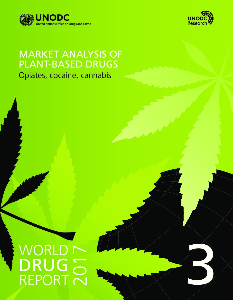 World Drug Report 2017. Part 3. MARKET ANALYSIS OF PLANT-BASED DRUGS Opiates, cocaine, cannabis